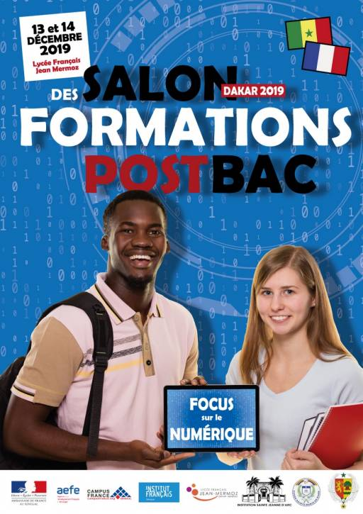 Salon des formations Postbac 2019